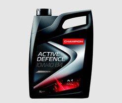 CHAMPION ACTIVE DEFENCE 10W40 B4 5 Liter